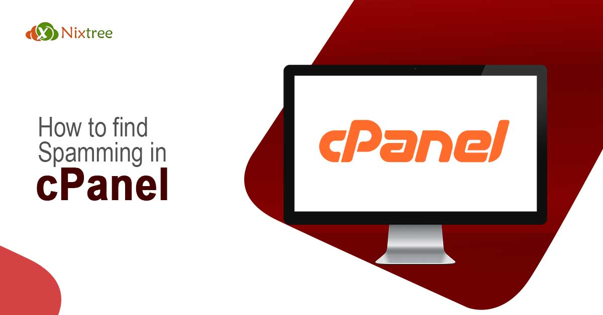 How to find Spamming in cPanel
