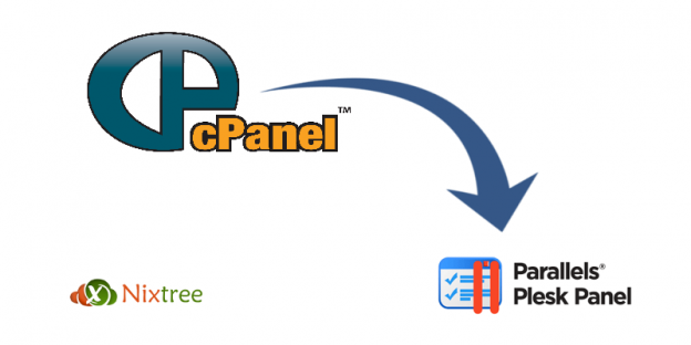cPanel to Plesk Migration