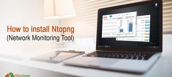 How to install Ntopng (Network Monitoring Tool)