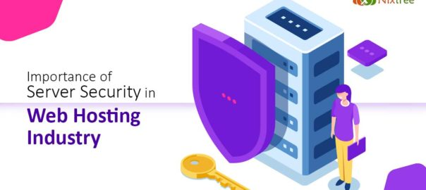 Importance of Server Security in web hosting industry